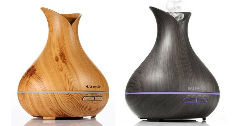 Amazon Deal Essential Oil Diffuser For 29 89
