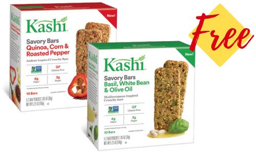 Kashi savory bars ibotta coupons