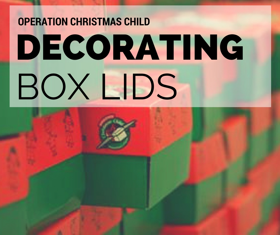OCC BOX LIDS DIY