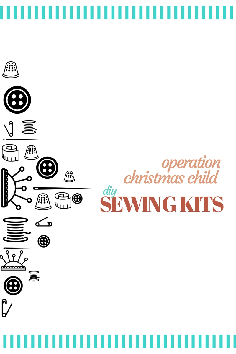 OCC DIY sewing kits