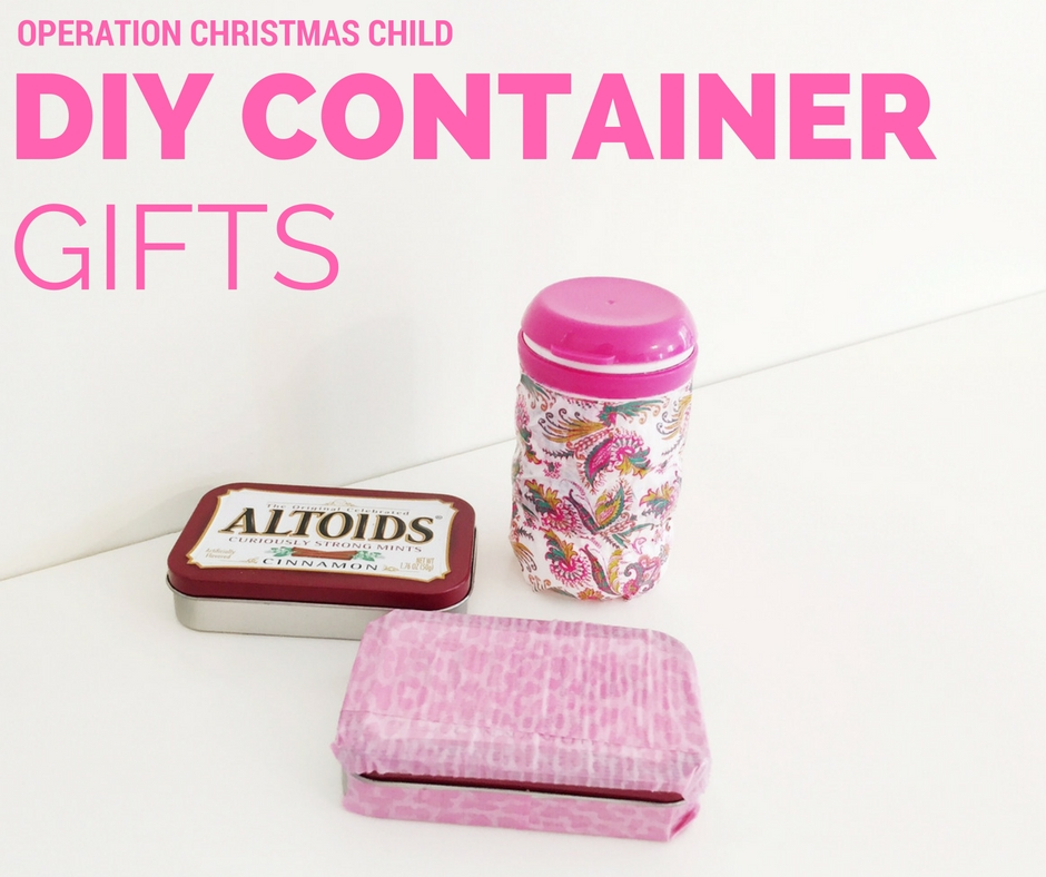 Operation Christmas Child Craft Ideas Part - 37: Operation Christmas Child DIY: Mini Boxes U0026 Coloring Box :: Southern Savers