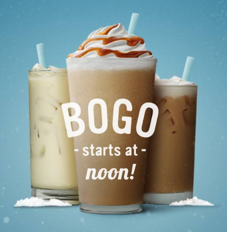 bogo coffee