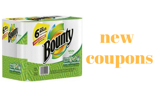 bounty coupons