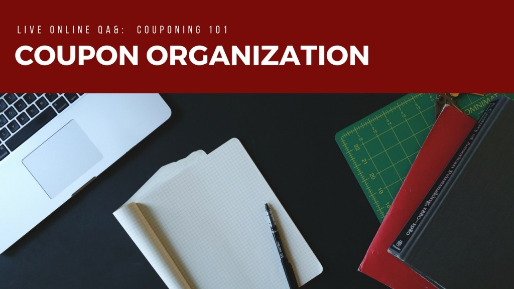 coupon organization hangout