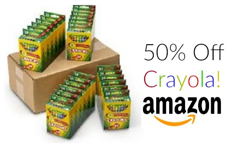 crayola deal