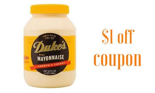 duke's coupon