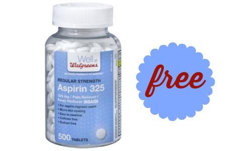 free aspirin
