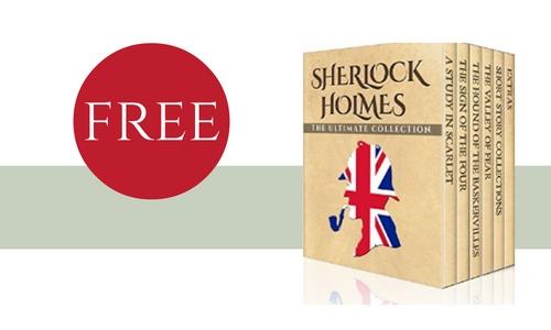 free sherlock holmes illustrated