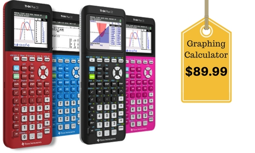 Ti 84 Plus Ce Graphing Calculator 8999 Southern Savers