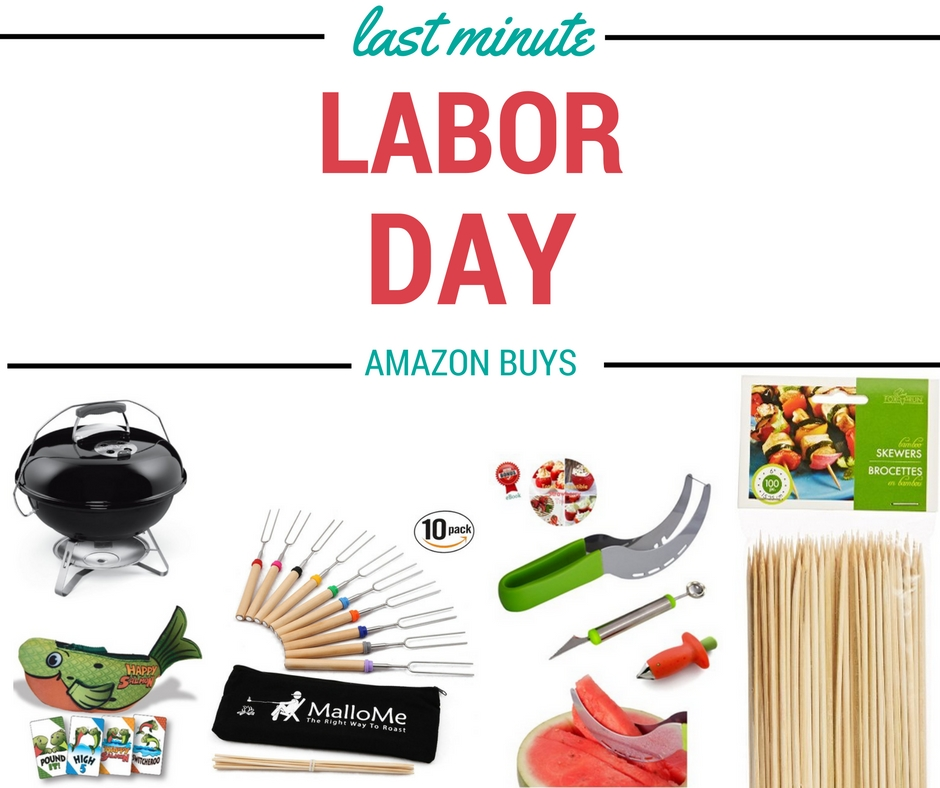 labor day amazon buys
