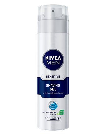 Shaving gels for men
