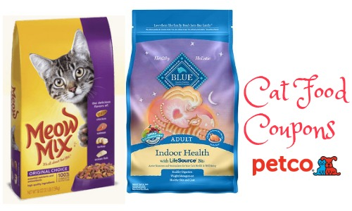 petco cat food coupon