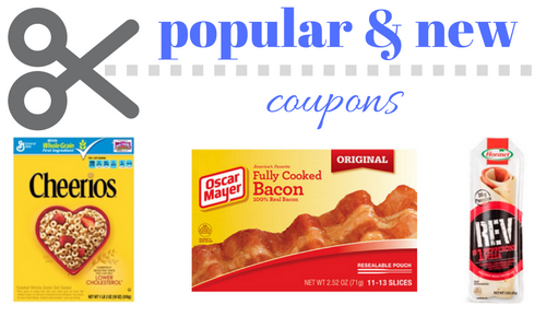 popular & new coupons