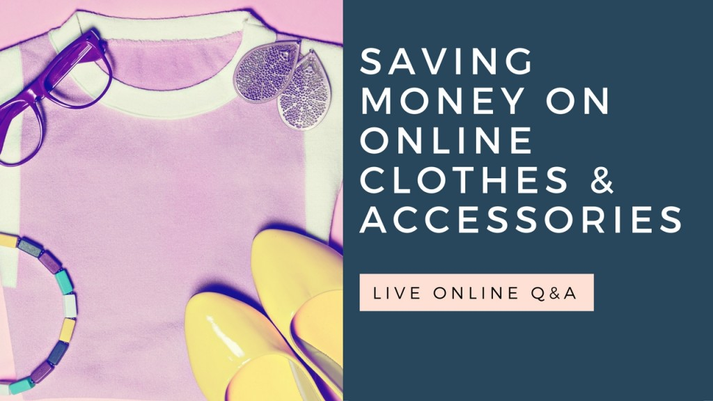 saving money on online clothes & accessories hangout