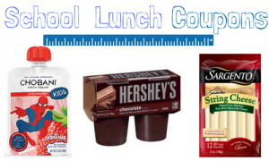 school lunch coupons