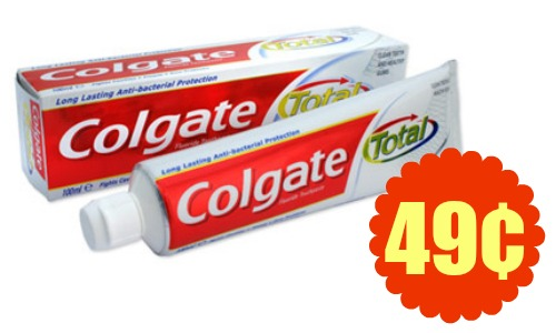 total toothpaste