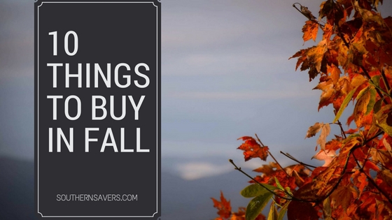 10-things-to-always-buy-in-fall
