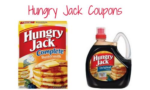 hungry jack pancake