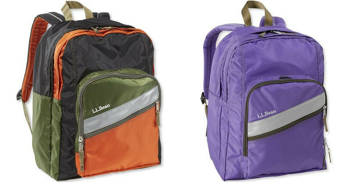 One of the best things about LL Bean is the amount of sales they have all throughout the year, but especially the deals that go on daily. In fact, they've recently been named by Time Magazine as having some of the best clearance sales out of any retailer online. Super impressive!
