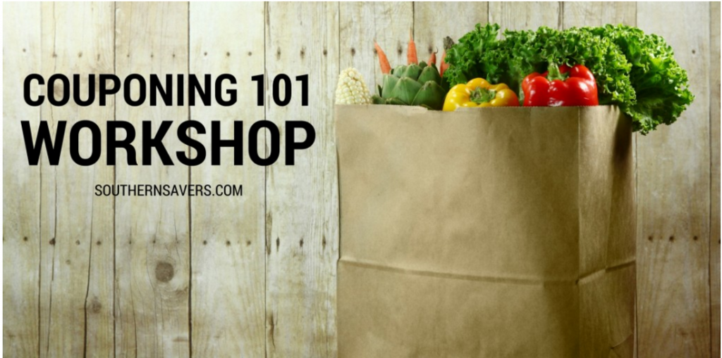 couponing workshops