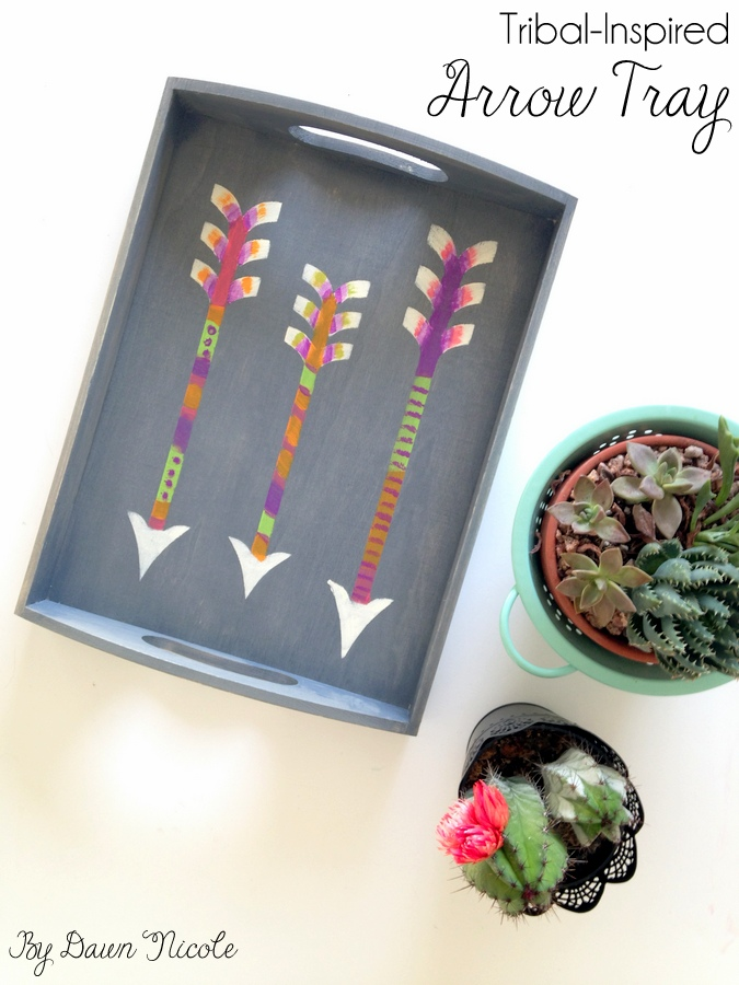 tribal-inspired-arrow-tray-1