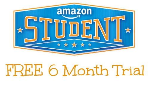Those who sign up for an Amazon Student six-month free trial will get free two-day shipping, exclusive deals and promotions, and unlimited photo storage.