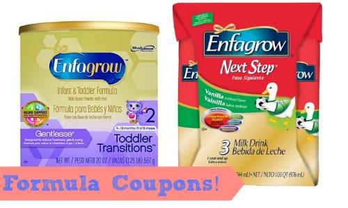formula coupons
