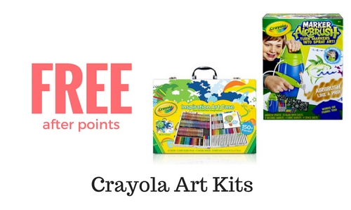 free-crayola-art-kit