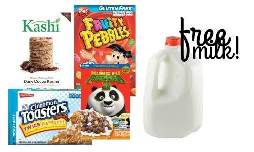 free milk