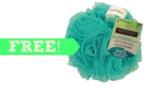 image about Ecotools Printable Coupon named EcoTools Coupon Totally free Exfoliating Sponge :: Southern Savers