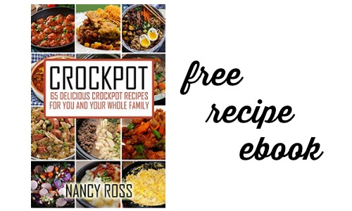 free crockpot recipes