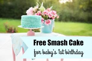free-smash-cake