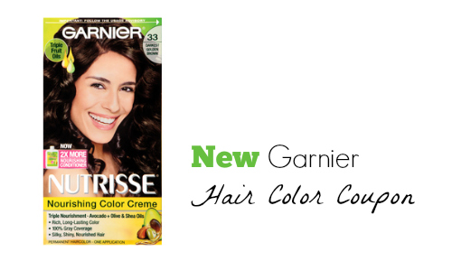 Garnier Hair Color Coupons On Garnier Hair Color Coupon Of ...