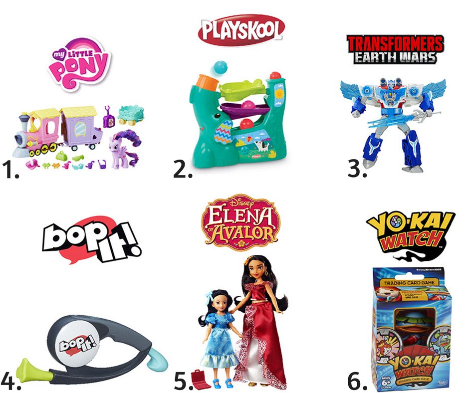 Toys From Hasbro : Hasbro toys fall giveaway southern savers