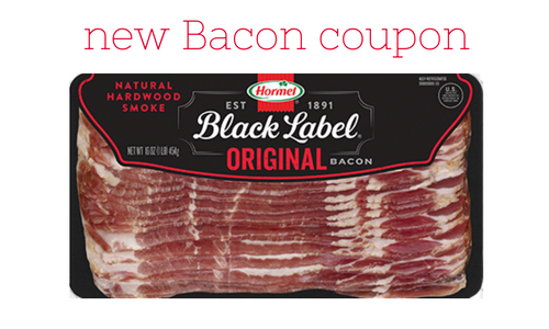 New Hormel Bacon Coupon Southern Savers