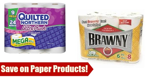paper goods deal