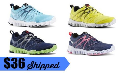 Here is a great deal on running shoes from Reebok! Grab the RealFlex Train  4.0 shoes for men or women for  36 shipped. 54b2b6d7274
