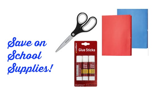 school supplies deal