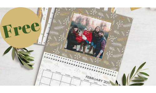 Snapfish coupon code free calendar southern savers for Snap fish promo code