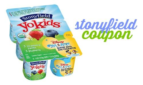 stonyfield coupon