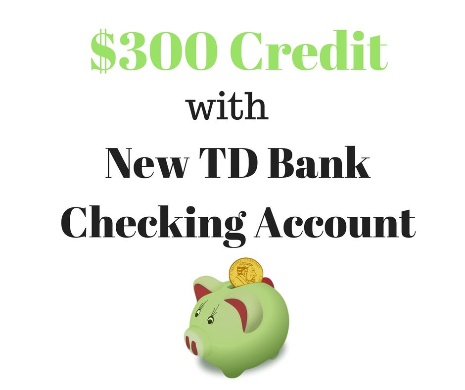td bank deal