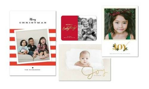 get your christmas picture ready and grab 10 free holiday cards from tiny prints use code holidaygift at checkout to get this deal