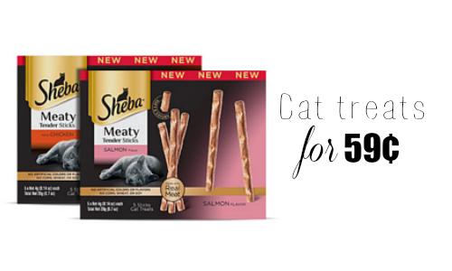 sheba meaty sticks coupon