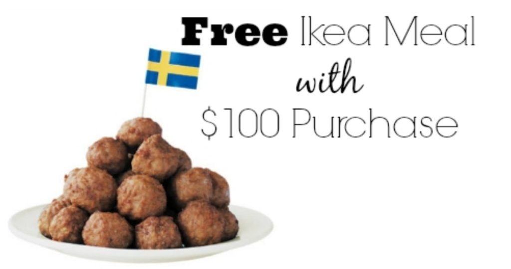 Ikea Family Members Eat For Free This Weekend Southern Savers