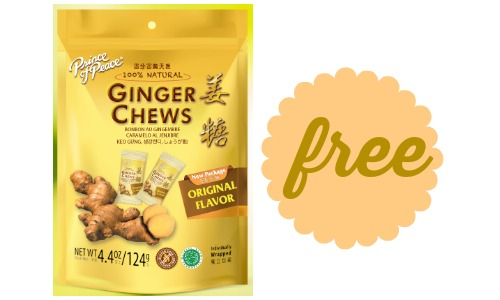 Bi Lo Stores >> Free Prince of Peace Ginger Chews :: Southern Savers