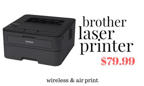 wireless laser printer deal
