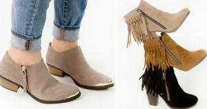 mini-boots