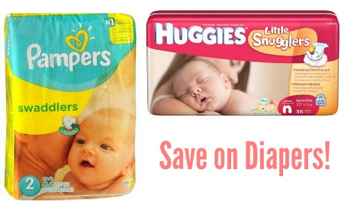 pampers-huggies
