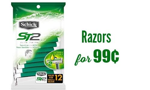 schick-razors