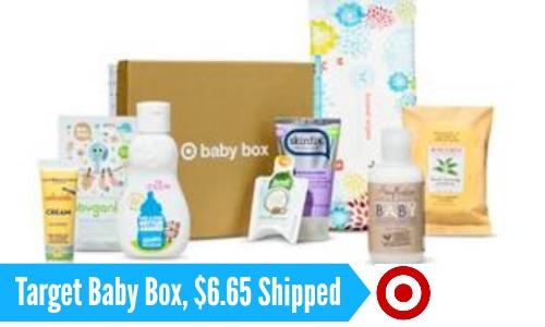 target-baby-box